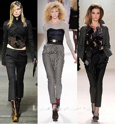 Комментарий на Украшения для пирсинга. ссылка поста: Модные женские брюки -