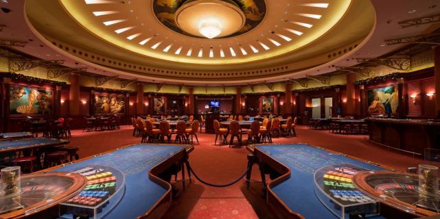 Игры в виртуальных казино