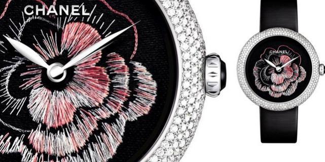 Самые яркие наручные часы в мире моды