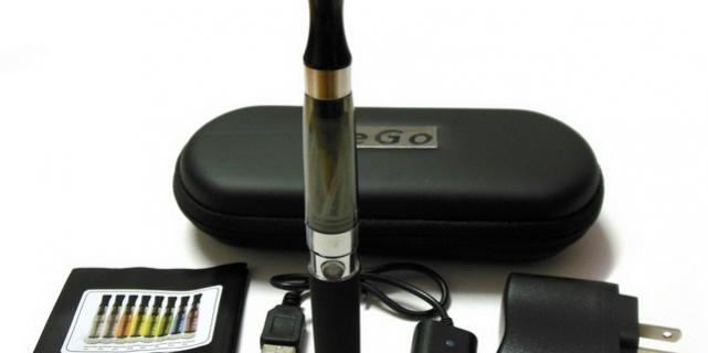 Знакомство с вейпингом с одноразовой электронной сигаретой EGO Vaporizer