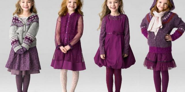 Покупка платья для маленькой модницы