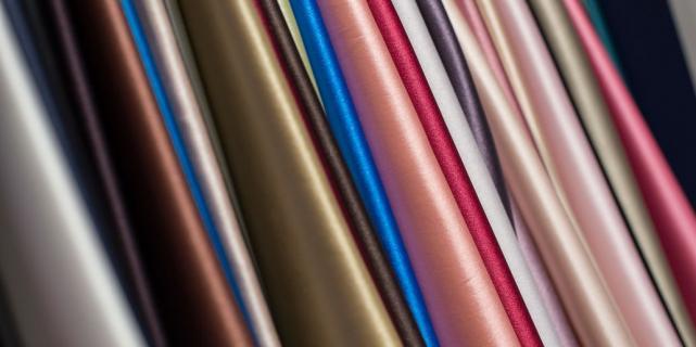 Атлас - ткань для роскошного образа