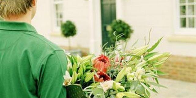 Доставка цветов на дом – прекрасный способ удивить свою возлюбленную