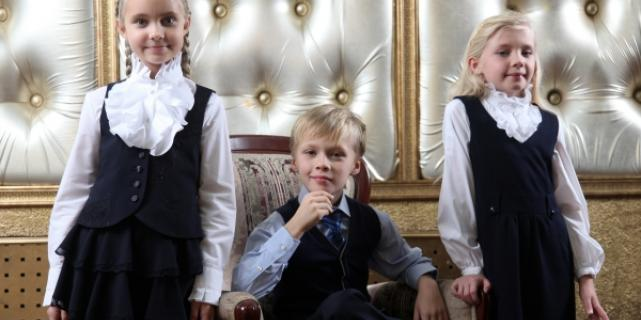 b04675720ce Нарядные детские блузки