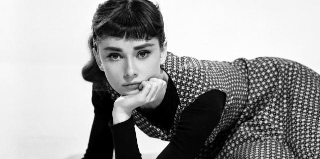 Образ чувственности и женственности Одри Хепберн
