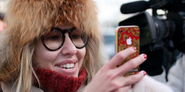 Общение известных личностей в социальных сетях