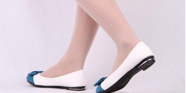 С чем лучше всего носить туфли без каблука