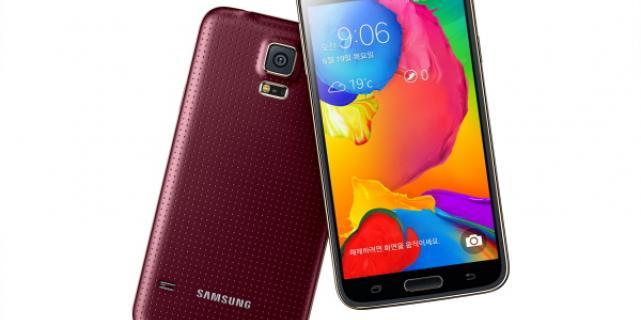 Galaxy S5 - модный гаджет