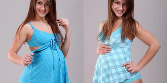 Удобство, безопасность и сексуальность! Выбираем белье для беременных
