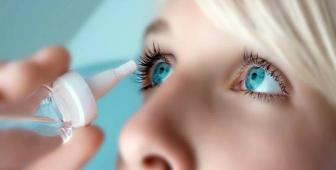Профилактика зрения – глазные капли