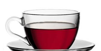 Cтеклянные чашки для чая