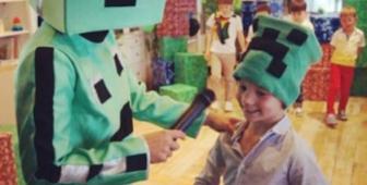 Детский аниматор для праздника