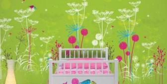 Советы по выбору обоев для детской комнаты