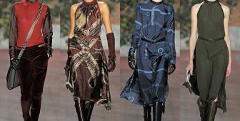 Осенняя одежда в 2014 году