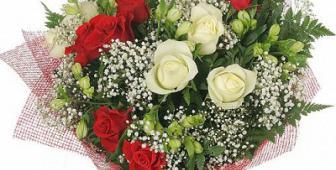 Заказ живых цветов