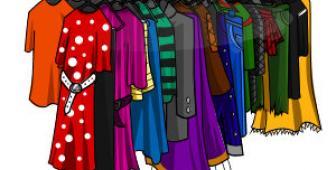 Стоит ли дарить девушке одежду?