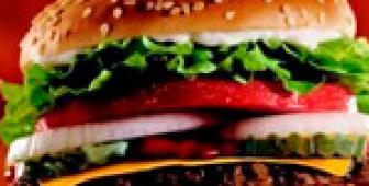 Макдональдс и доставка гамбургеров