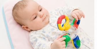 Выбор игрушек для самых маленьких