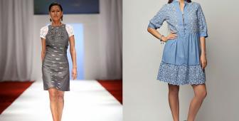 Платье-рубашка для современных женщин