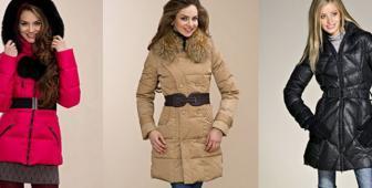 Пуховики и зимние куртки в Москве